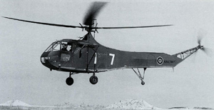 WWII helicopter
